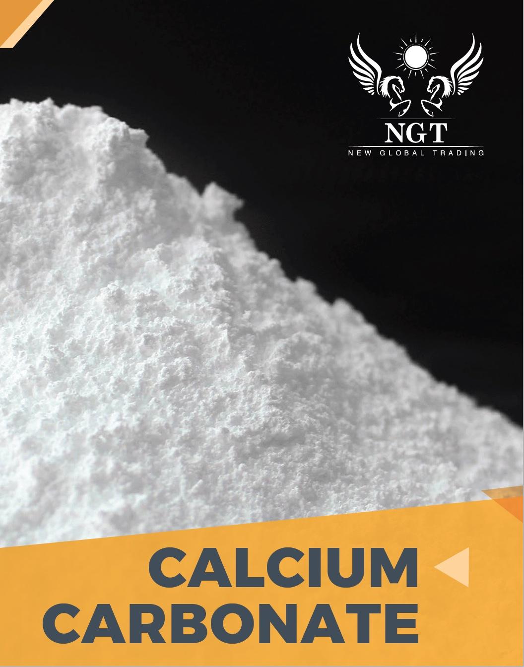 Downloads for Calcium Carbonate Powder