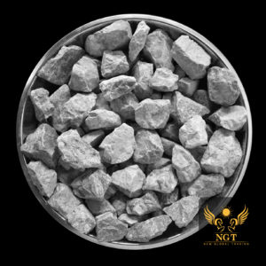 NGT Vietnam Dolomite 1x2 cm for Steel Industry