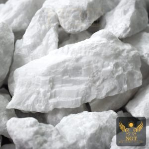 NGT White Limestone for Glass & Animal Feed Industry